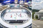 Jako v Pchjongčchangu: Brno si za 15 milionů postaví olympijský park