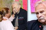 Luděk Munzar slaví 85! Naposledy na veřejnosti byl pohublý a unavený