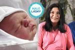 Janu z Malých lásek potkal zázrak: Od 17 let neplodná, v 45 otěhotněla!