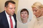 Exmanželka Paroubka Zuzana šokuje: Petru podezírá z nevěry!