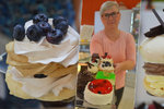 Cukrářka vyrábí předvolební dezerty: Dáte si Čapí hnízdo, Bolševika, nebo Kalouskovce?