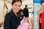 Doleželová čtyři měsíce po porodu: Vrátila se do práce hubená jako proutek!