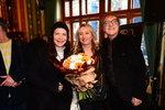 Tajná oslava 65. narozenin Miro Žbirky! Zazpívala mu Anna K., která bojuje s rakovinou