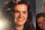 Retro fotky Marty Jandové: Ukázala 17 let starou vlnu na hlavě a fotku s tátou Petrem