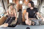 Anthony a Rebecca jsou už deset let na cestách