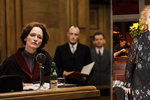 Geislerová jako komunistická soudkyně ve filmu Milada: Nejdrsnější role mého života!