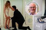 BLESK vyhlašuje aukci ikonických bot z Musea Kampa: Vydražte »manolky« ze Sexu ve městě!