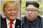 Trump by měl dostat trest smrti za urážky Kim Čong-una, rozohnili se v KLDR