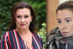 Dana Morávková (46) s minimem make-upu: Herečka ukázala dokonale mladistvou tvář