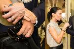 Partyšová se po krachu manželství rozvádět nechce. Ani sundat prsten!