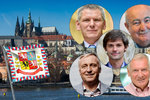 "Koho vyřadí z boje o Hrad? ""Bordel, chaos, český Kocourkov,"" stěžují si kandidáti"