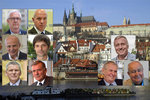 Prezidenta vybereme z 9 mužů. Kdo může ovládnout Hrad?