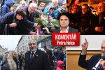 Komentář: Zeman to zas vysedí. Co o prezidentských volbách ukázal 17. listopad?