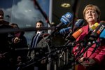 Bitva o uprchlíky hrozí krachem snah Merkelové. Němci stále nemají vládu