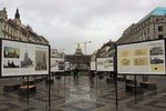 Muzeum jako pentagon a Chrám sv. Víta bez věže: Výstava na Václaváku ukazuje, jak mohla Praha vypadat