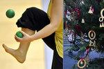 Týden v Praze zdarma: Naučte se žonglovat a zajděte do divadla nebo na rozsvěcení stromečku