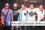 Znesváření Chinaski přijdou o tisíce fanoušků: Pro mě jsou mrtví, říká šéfka fanklubu
