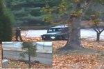 Jak z akčního filmu: Kamery zachytily zoufalý útěk vojáka z KLDR, dostal nejméně 5 kulek