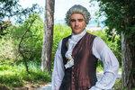 Vojta Kotek v nové sérii o Marii Terezii: Netušil jsem, že člověka mohou bolet vlasy
