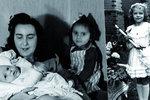 Zagorová ukázala fotky z dětství: Celá maminka. Už jako malá se ráda předváděla!