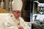 Ďábel je reálný, žádná fikce, říká papež František a chválí exorcisty