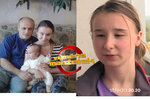 Těhotná matka (17) z Výměny manželek: Strach o druhé dítě a návštěvy sociálky!