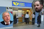 Chovanec u soudu: Žádné úplatky jsem nedostal, tvrdí v kauze Česká pošta