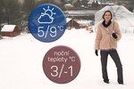 Počasí s Honsovou: Na Štědrý den bude až 10 °C. A do toho asi zaprší