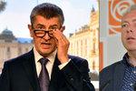 ANO stoplo jednání o vládě s ČSSD, řekl Chovanec. Babiš čeká na nové vedení