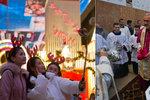 Od Iráku až po Prahu: Křesťané po celém světě slaví Vánoce, podívejte se