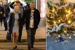 Šťastný Jiří Kajínek (56) strávil svátky doma s přítelkyní: První Vánoce na svobodě!