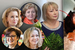 Zemanová se vdávala těhotná, Fischerové zemřel syn. Kdo jsou ženy kandidátů na prezidenta?