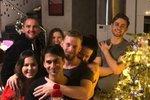 Prachař se po Vánocích chlubil: Vzali jsme si domů uprchlíka!