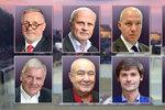 Boj o Hrad živě: Prezidentské kandidáty čeká test z ústavy i speciální slib