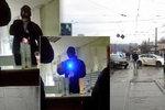 Drama na poště v Charkově skončilo: Policii pomohl i útočníkův otec
