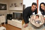 Jak bydlí Libuška Vojtková: Ukázala prostornou kuchyň i království jejích dětí
