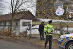 Obviněné z vraždy manželů na Písecku odhalila kamera: Ubodali je 20 ranami kvůli penězům, uvedla policie