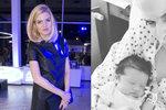 Nikol Štíbrová půl roku po porodu: Únava, starosti, strach, ztráta svobody, ale i láska!