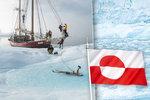 Dovolená, na kterou nikdy nezapomenete: Zaplavte si mezi krami, než grónské ledovce roztají