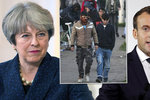 """Migrantům se zavře """"brána do Británie"""". Francouzi za to dostanou přes miliardu"""