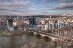 Poprask kvůli Libeňskému mostu: Zastupitelé se zhádali, strkali do sebe a jednání ukončili