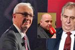 """Kdo vyhrál debatu na Primě? """"Zeman je za zenitem, Drahoš bez ostruh,"""" říká politolog"""