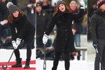 Těhotná Kate a William zlomení smíchy: Takhle dováděli s hokejkami v ruce!