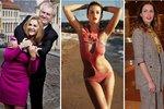 Z porno mejdanu do kostýmku slušňačky: Jak Kate Zemanová změnila šatník i styl