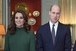Čeká Kate dvojčata? William se bojí o své mentální zdraví