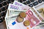 """Euro za 25 korun, dolar za """"dvacku"""". Česká měna je nejsilnější za pět let"""