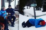 Žilková řádila na horách: Pochlubila se, koho sbalila na lyžích, než si ustlala ve sněhu!