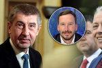 Babiš bude vládnout s ČSSD a KSČM, míní politolog. Okamura chce odborníky