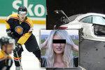 Tragická smrt krásné Jany (†28): Hokejistu Kunce sužuje svědomí