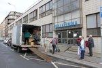 Poliklinika v Praze 7 se už stěhuje do nového. Několik dní vás tam neošetří, bude zavřená